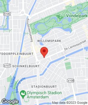 Locatie Garagebedrijf De Rijk op kaart