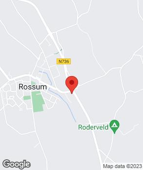 Locatie Firma Roesthuis Auto's op kaart
