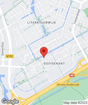 Locatie Algemeen Autobedrijf Raymond op kaart