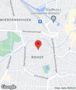 Locatie Autobedrijf Rohof op kaart