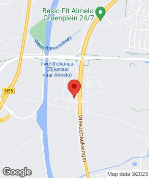 Locatie Auto Scholing Almelo  op kaart