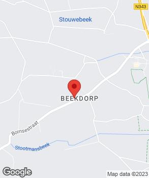 Locatie Autobedrijf Krabbe op kaart