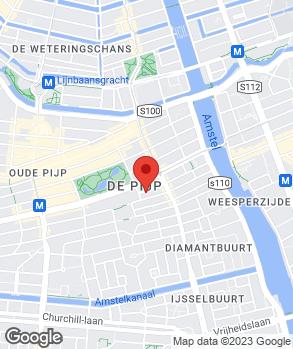 Locatie Autohandel Marco van Doorn op kaart