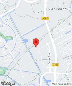 Locatie D & O Services op kaart