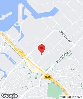 Locatie Euromaster Harderwijk op kaart