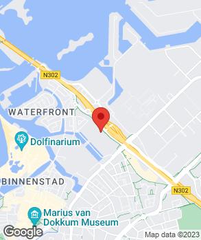 Locatie Automobielbedrijf Radstake op kaart
