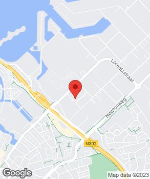 Locatie Autofix Harderwijk op kaart