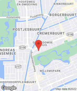 Locatie Thomas Autobedrijf op kaart