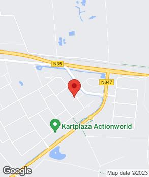 Locatie Auto Valk V.O.F. op kaart