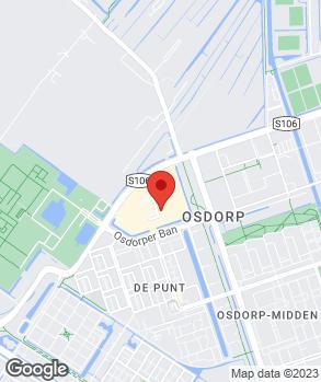 Locatie Import USA-Cars Amsterdam | Hummer Amsterdam | DUSA op kaart