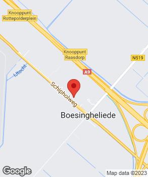 Locatie Dancar Autoschade op kaart