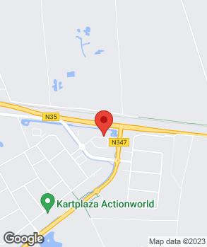 Locatie Automobielbedrijf S. van der Veen op kaart