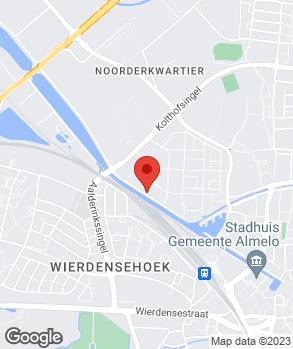 Locatie City Auto Service op kaart
