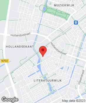 Locatie Arik Auto Service op kaart
