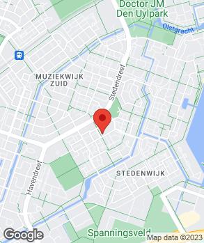 Locatie PAS Auto Service op kaart