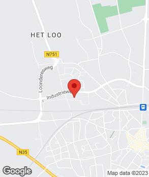 Locatie Autoservice Henk Schasfoort op kaart