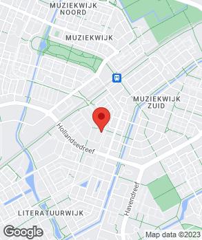 Locatie Autobedrijf H.P. Van Essen op kaart