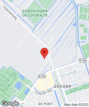 Locatie Masis Garage op kaart