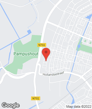 Locatie Autobedrijf Van der Vlugt op kaart