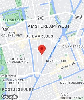 Locatie Van Rooij Restauratiewerken op kaart