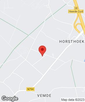 Locatie Gebroeders den Houdijker V.O.F. op kaart