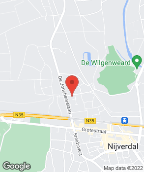 Locatie Autohandel J. Roelofs op kaart