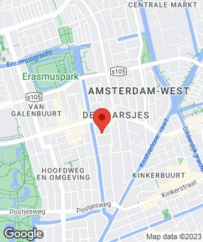 Locatie Garage Van Es op kaart