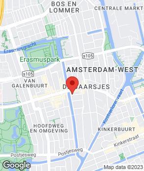 Locatie Autobedrijf Werdi op kaart