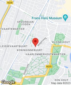 Locatie Content / Soncars op kaart