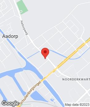 Locatie Rekos Banden op kaart