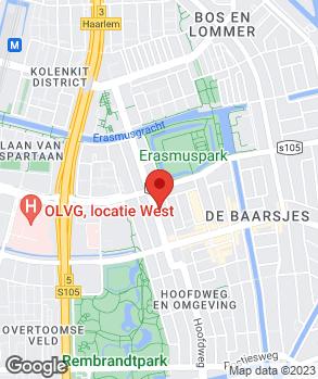 Locatie Garage Mercator op kaart
