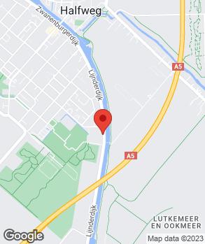 Locatie Autobedrijf Heijne B.V. op kaart
