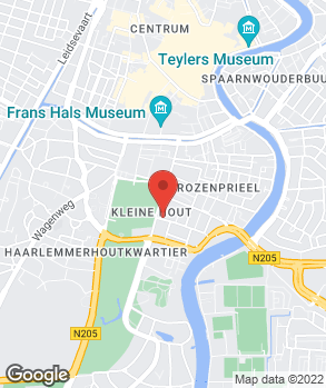 Locatie Garage Spaarnehout op kaart