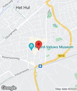 Locatie Garage Vierhout B.V. op kaart