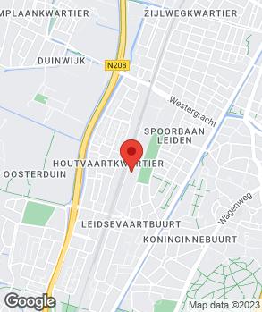 Locatie Rustman's Automobielbedrijf B.V. op kaart
