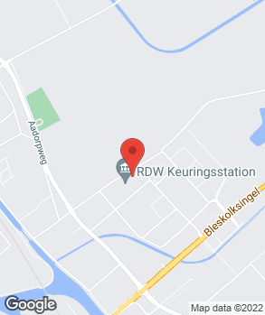 Locatie BSR Almelo op kaart