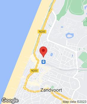 Locatie Lubbe Bloemendaal op kaart