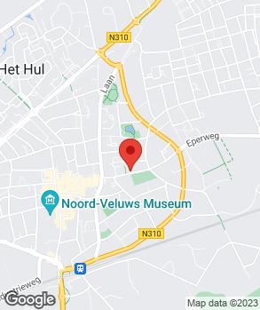 Locatie Autobedrijf Veluwe Mobiel op kaart