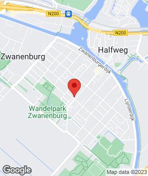 Locatie Autobedrijf Witte op kaart