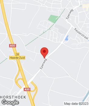 Locatie Dijkstra Bedrijfsauto's B.V. op kaart