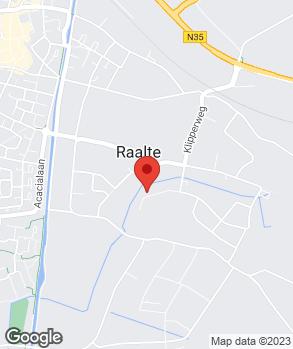 Locatie Auto Schrijver op kaart