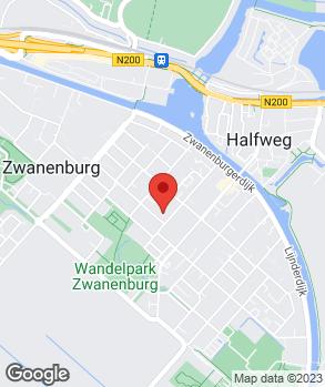 Locatie Autobedrijf M. van Leijden op kaart