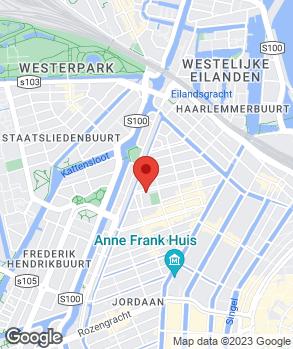 Locatie Garage De Linde op kaart