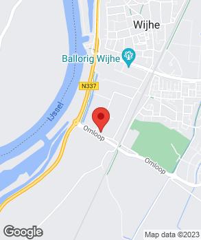 Locatie Wigo Cars op kaart