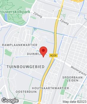 Locatie Automobielbedrijf L.G. Smits en Zoon B.V. op kaart
