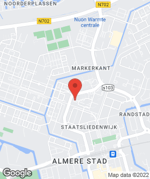 Locatie Autocentre Holdinga B.V. op kaart