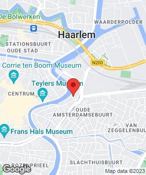 Locatie Garagebedrijf F.P. van Rumpt op kaart