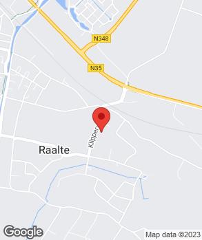 Locatie Autobedrijf Gerard Vulink B.V. op kaart