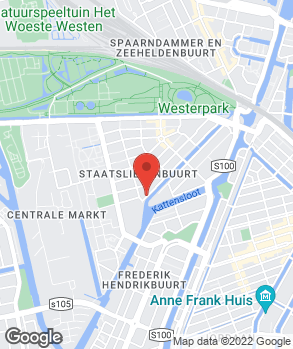 Locatie Autobedrijf Van den Berg en Wiggers op kaart
