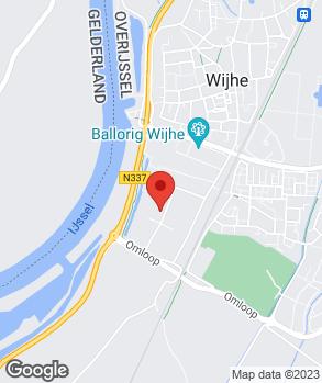 Locatie Autobedrijf Jos Kleine Schaars op kaart